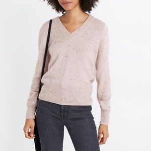 MADEWELL | Donegal Westgate V- Neck Sweater